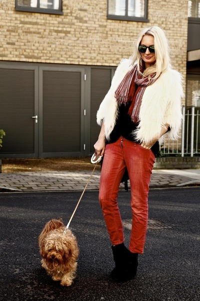 black-pony-tag-oslo-boots-red-isabel-marant-jeans-white-faux-fur-dkny-jacket_400