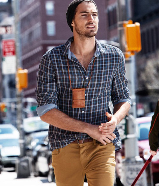men+plaid+street+style
