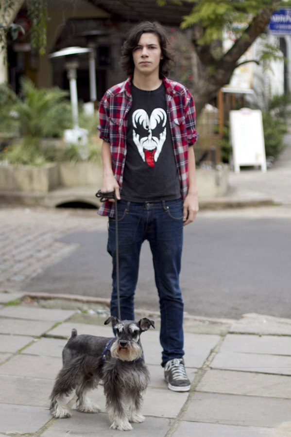 rocker-boy-with-dog-street