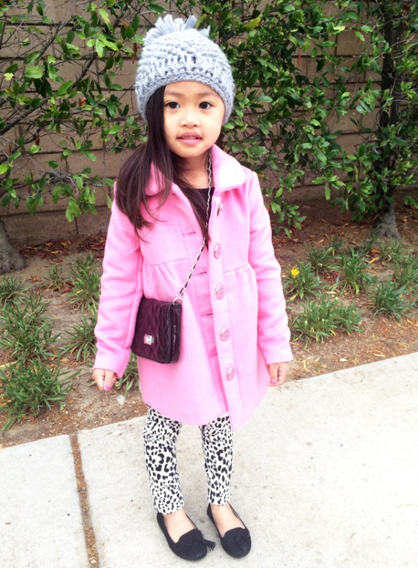 Sydne-Style-a-to-z-trend-guide-how-to-wear-a-beanie-pink-coat-leopard-pants